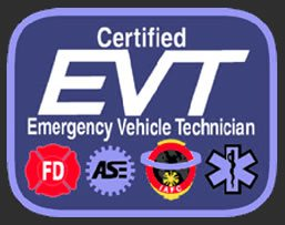 Our expert service technicians are fully EVT certified.
